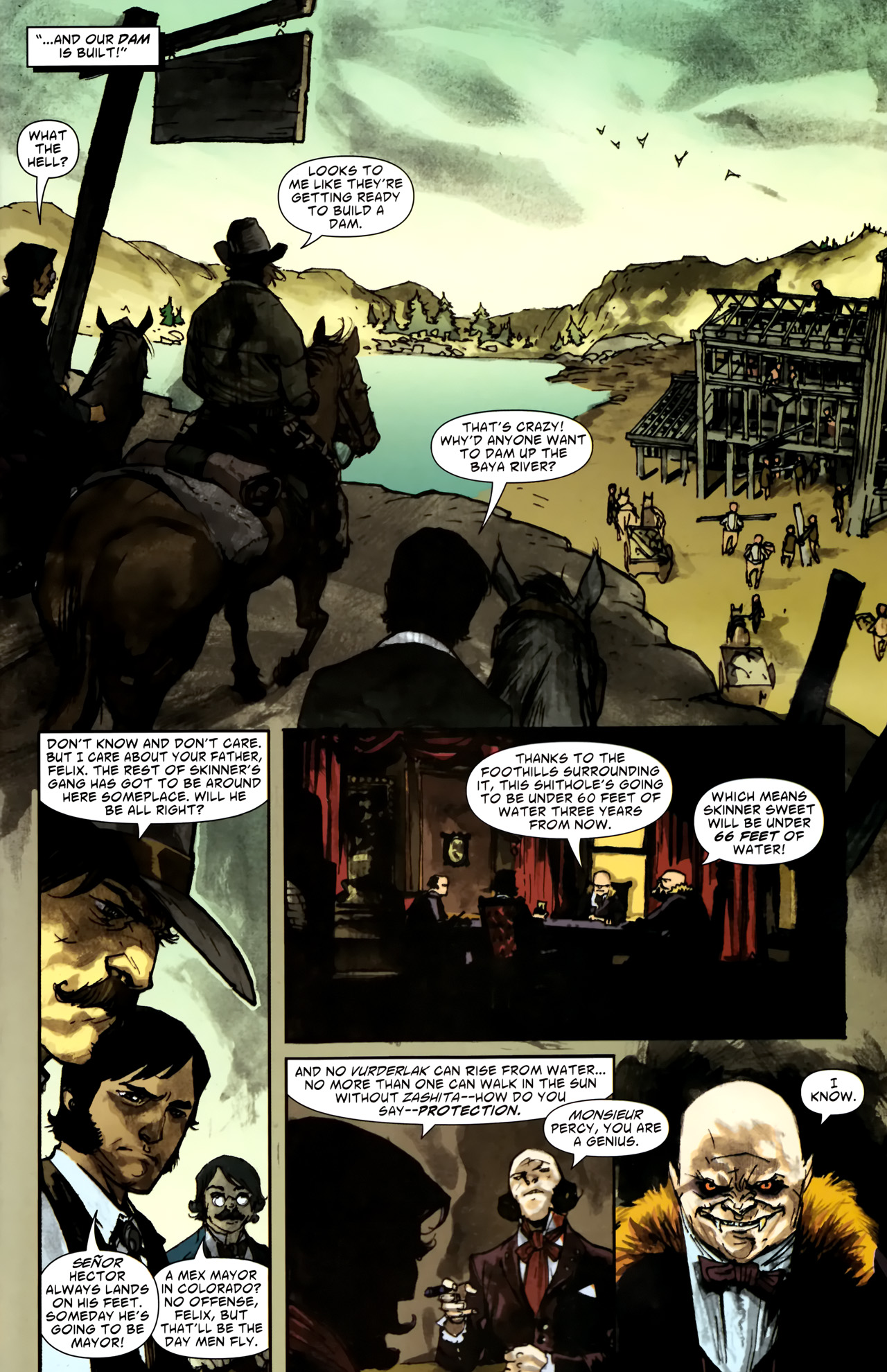 Read online American Vampire comic -  Issue #2 - 24