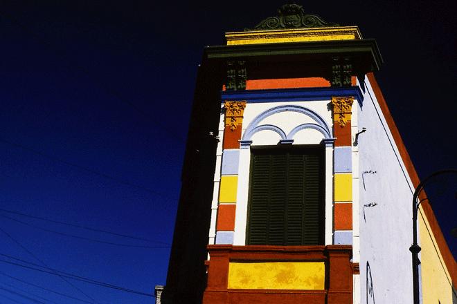 La Boca en Buenos Aires. Foto Rodrigo L. Alonso