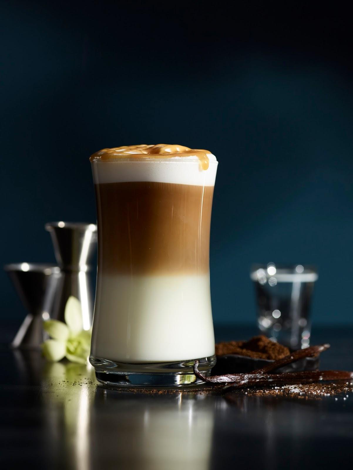 Starbucks Tahitian Vanilla Macchiato