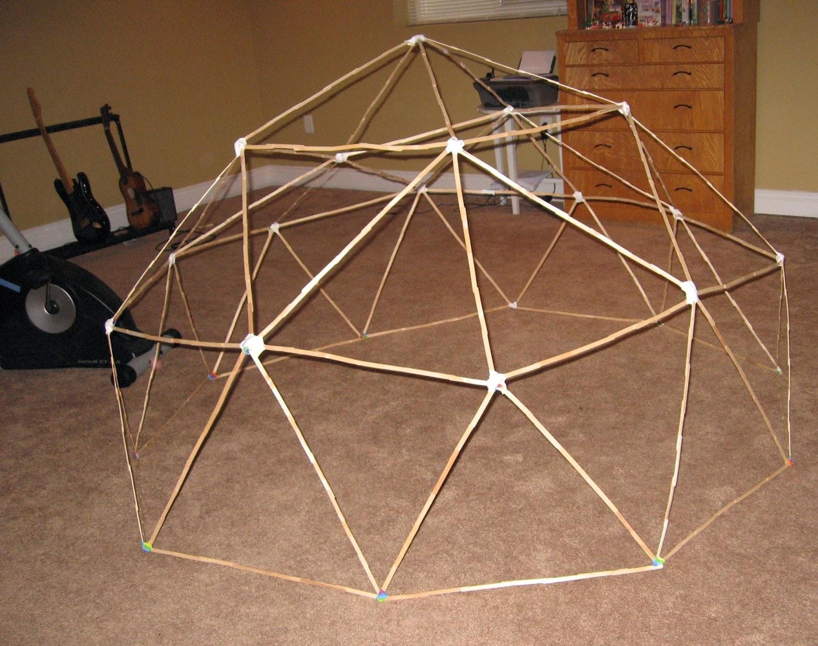 Buuild Craft Dome