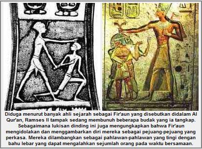Fir'aun Amenhotep IV Yang Monotheistik