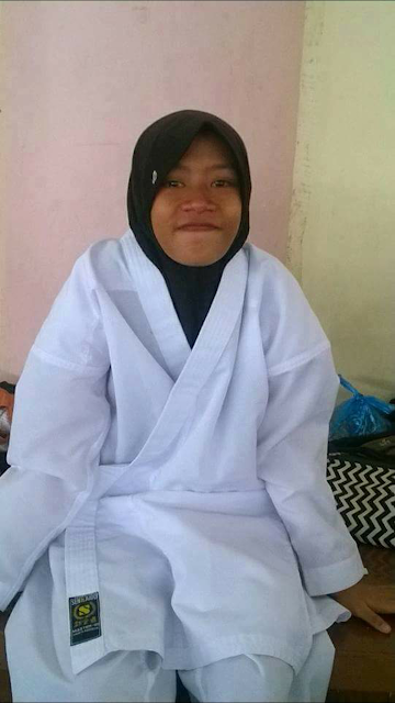 Ingat Aulia?  Pejuang Hijab,  Barakallah,  menjaga kemuliaan Hijab Berbuah Ibadah Umrah!