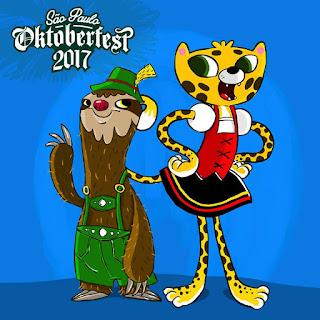 Concurso Cultural Mascotes São Paulo Oktoberfest