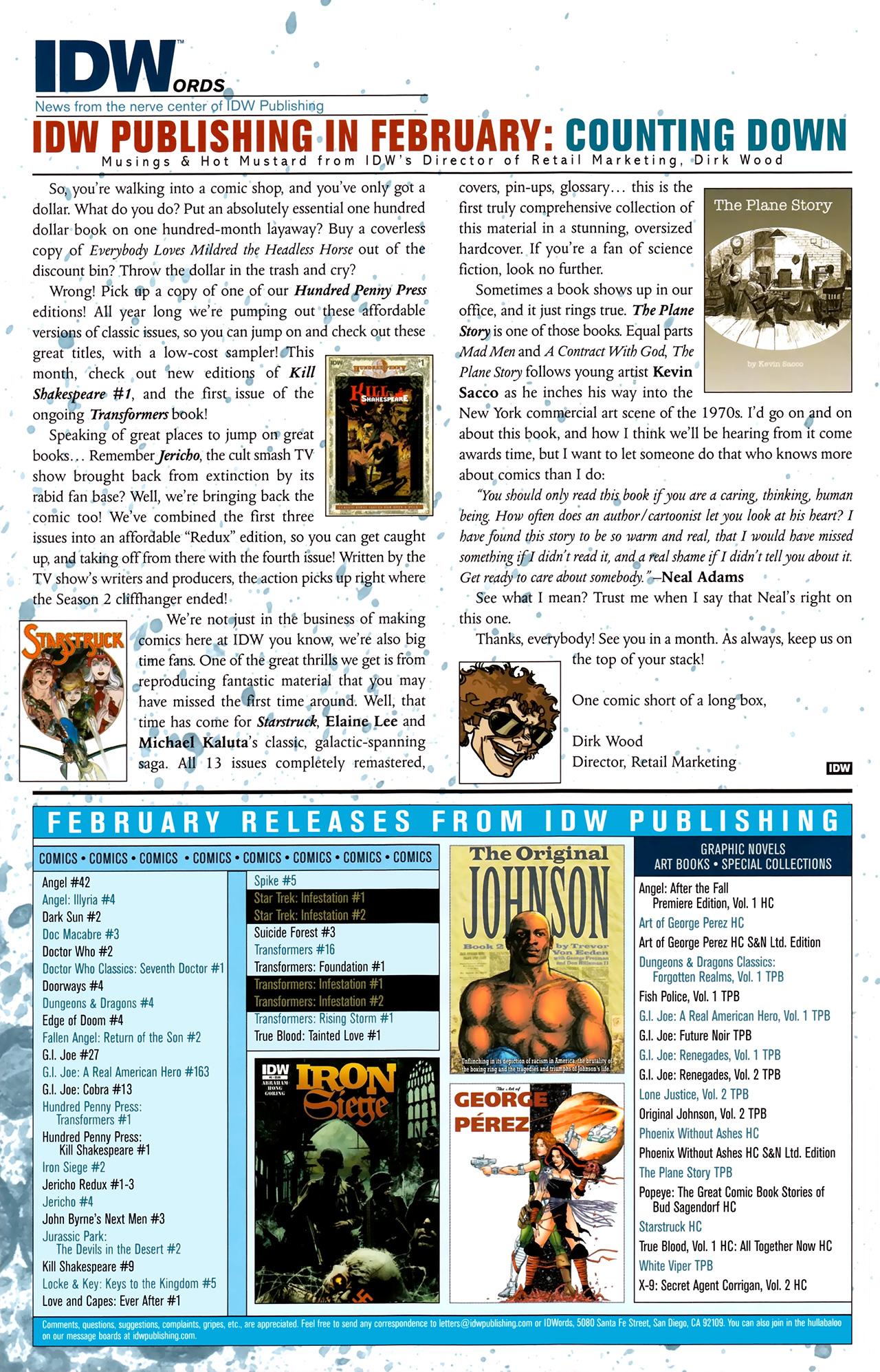 G.I. Joe (2008) Issue # 27 - ReadComic.Org