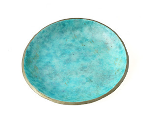 Turquoise Ring Dish at Lottie Of London Jewellery