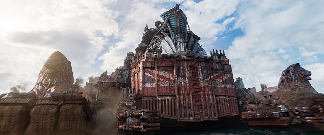 Get to Know the Two Bad-Ass Women of MORTAL ENGINES