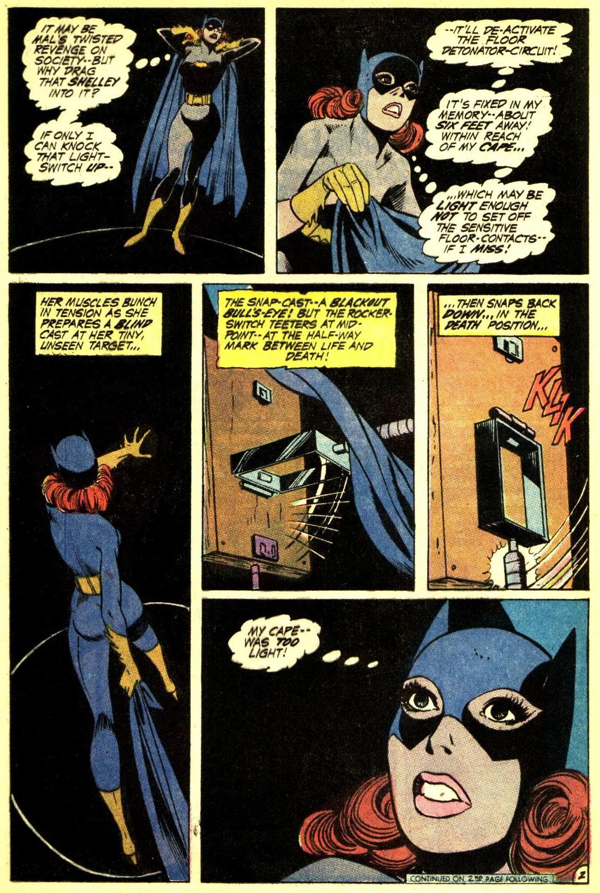 Detective Comics (1937) 407 Page 23