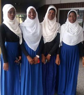 beautifulMuslim ushers