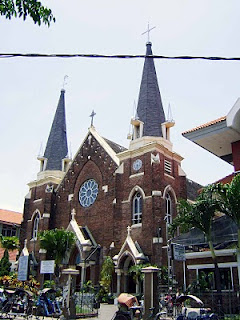 Gema Eklesia Sejarah Gereja Kelahiran Santa Perawan Maria Kepanjen Surabaya