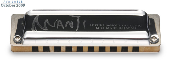 Suzuki Manji Harmonica Review