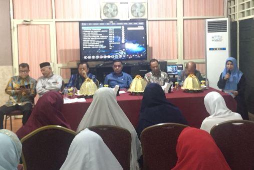 Wakil Bupati, Buka Resmi Musyawarah IKMANTO