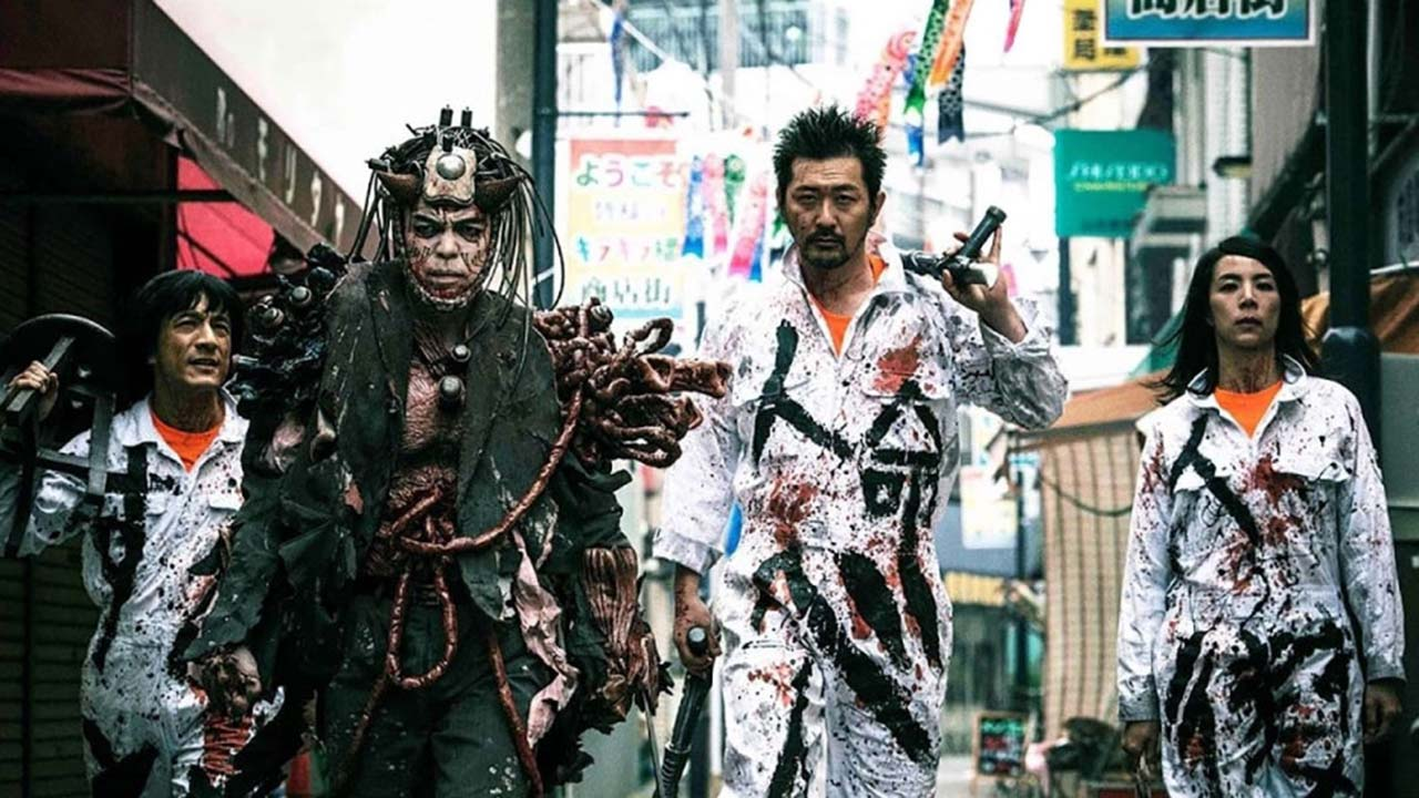 Meatball Machine Kodoku Live Action Movie Subtitle Indonesia