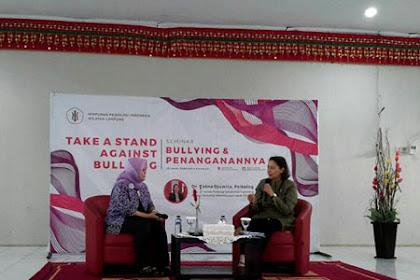 Seminar Nasional HIMPSI Lampung - Bullying dan Penanganannya