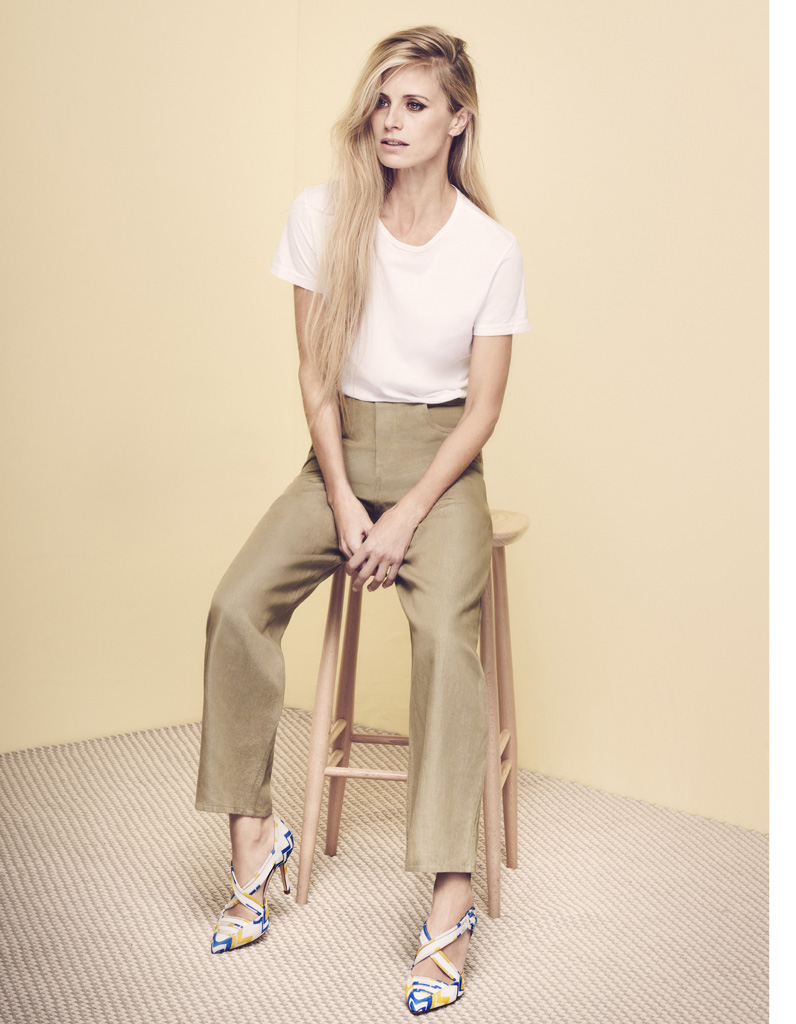 Fashion collaborations: Laura Bailey for L.K. Bennett and Rachel Antonoff for Other stories