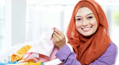 Sering Diabaikan, Ternyata Ini Cara Mencuci Hijab yang Benar