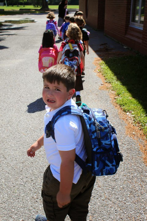 Back To School With Pottery Barn Kids And A Giveaway