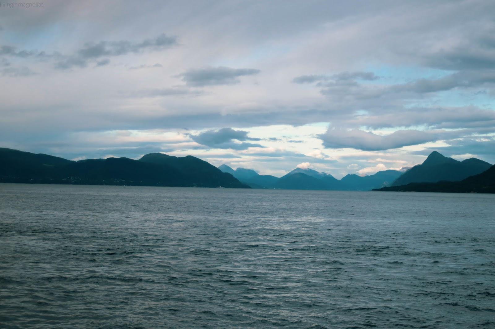 Norwegia fiord, Norway fiords