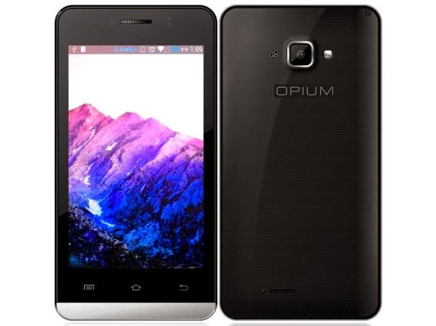 Karbonn Opium N7 Dual SIM smartphone