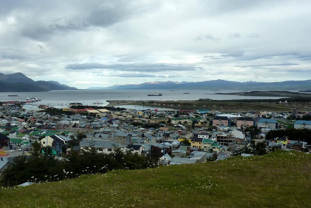 Ushuaia, sydligste by i verden - Argentina