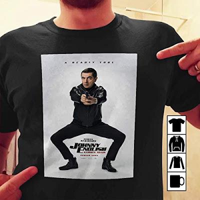 Johnny English Strikes Again T Shirt Hoodie Shirts 2018