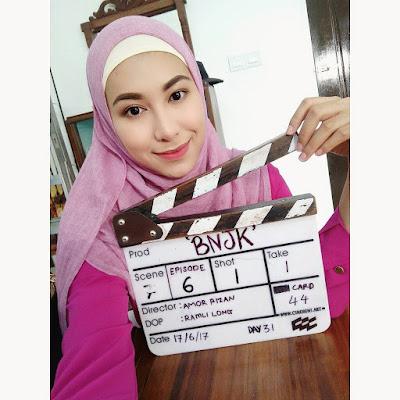 Biodata Tisha Shamsir Pelakon Drama Titian Cinta