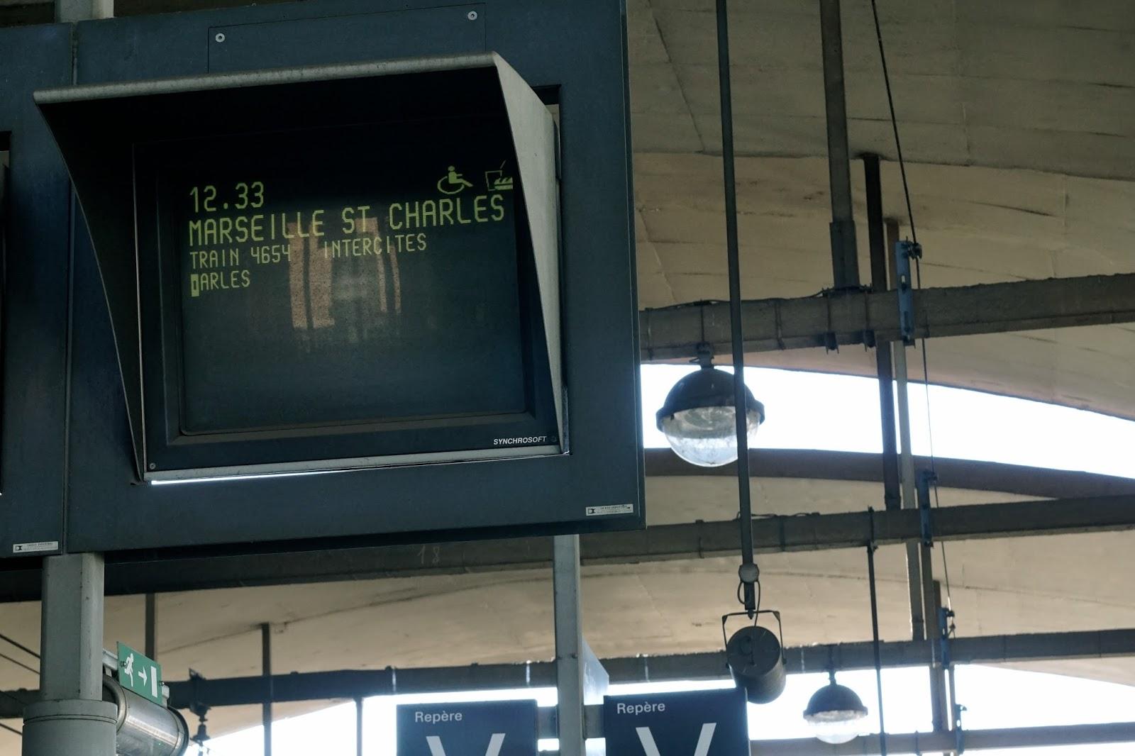 ニーム(フランス)駅 2