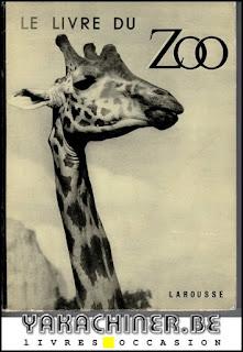 le livre du Zoo
