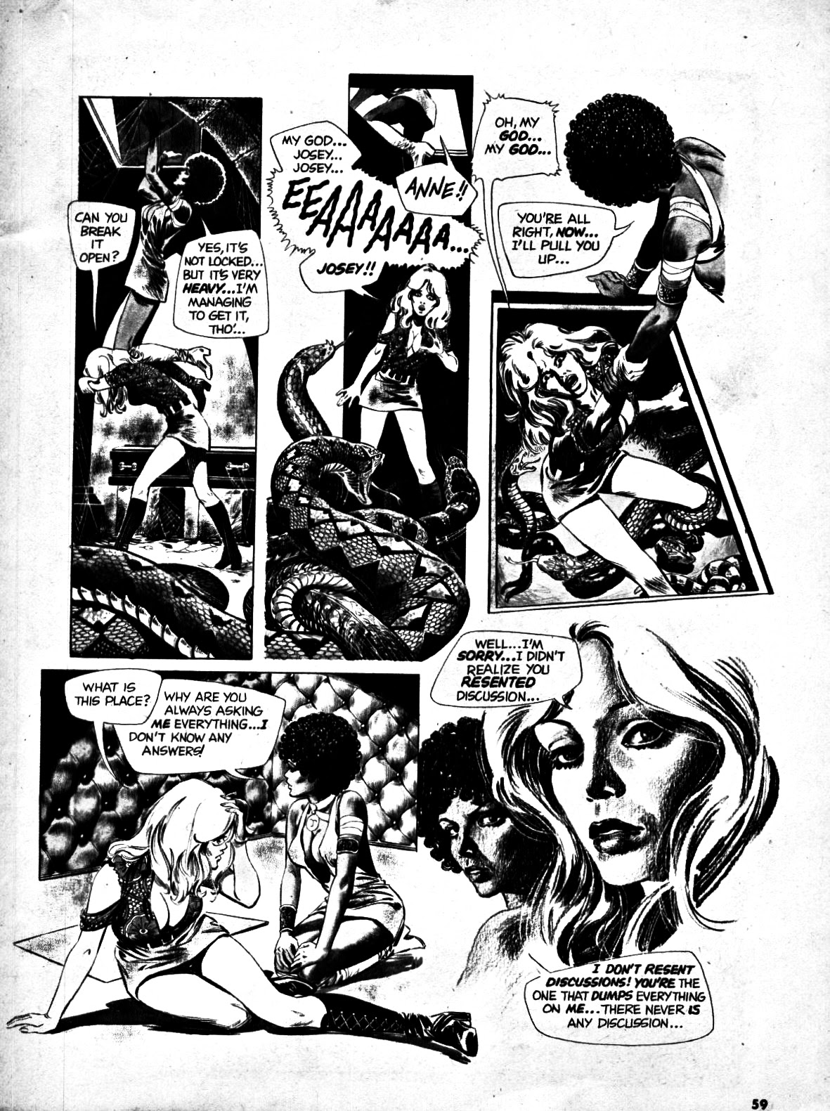 Scream (1973) issue 7 - Page 58