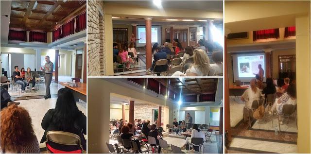 Ηγουμενίτσα: Με επιτυχία το σεμινάριο εκπαίδευσης φροντιστών ασθενών με άνοια