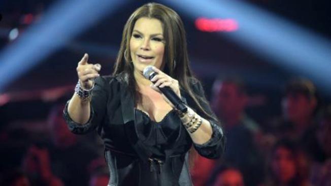 Olga Tañón dedicó unas palabras a Venezuela durante concierto en Ecuador