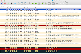 Wireshark basic lab