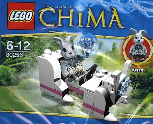Moje Klocki Lego Chima Lego Królik
