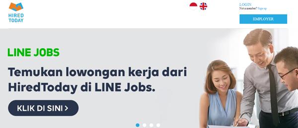 5 Situs Untuk Mendapatkan Informasi Lowongan Kerja 5