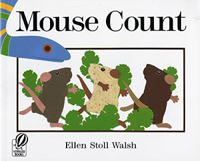 Mouse Count, part of children's book review list about mice
