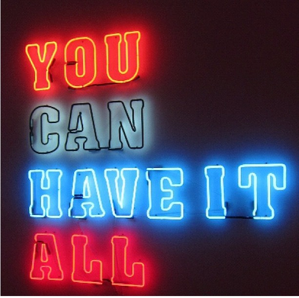Fab Inspiration Monday's | You Can Have It All | www.eatingfabulously.com
