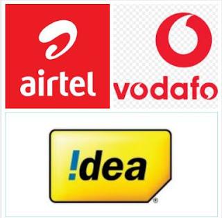 Airtel vodafone idea balance check