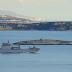 Αποβατικό πλοίο της Τουρκίας γυροφέρνει στα στενά της Χίου