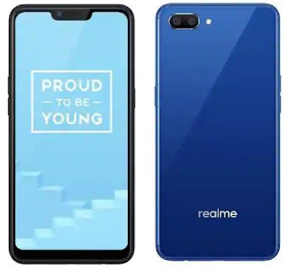 Cara Download Wallpaper di Realme C1