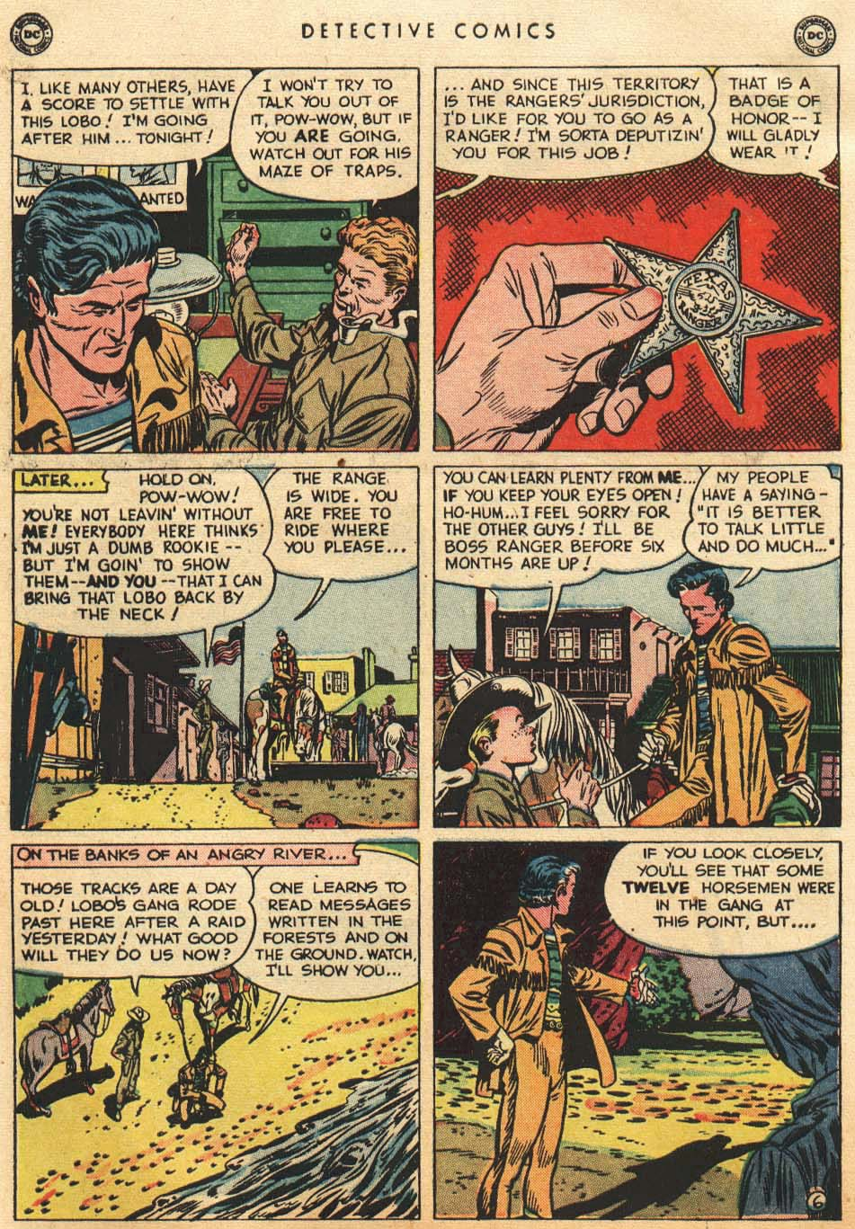 Detective Comics (1937) 155 Page 40