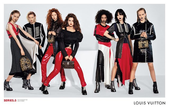 "Selena Gomez Stars in Louis Vuitton's Latest ""Series 5"" AW16 Advertising Campaign!"
