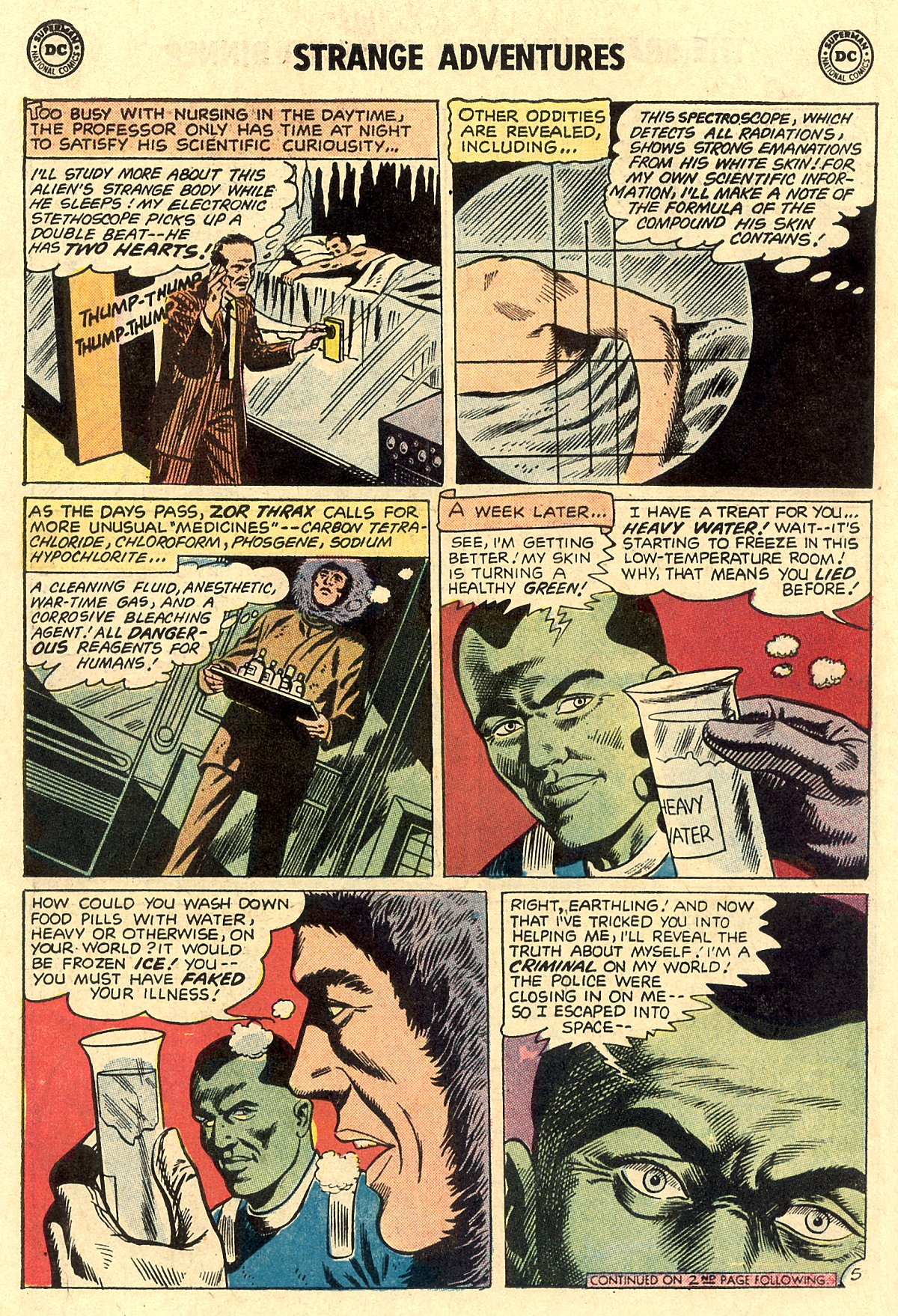 Strange Adventures (1950) issue 236 - Page 31