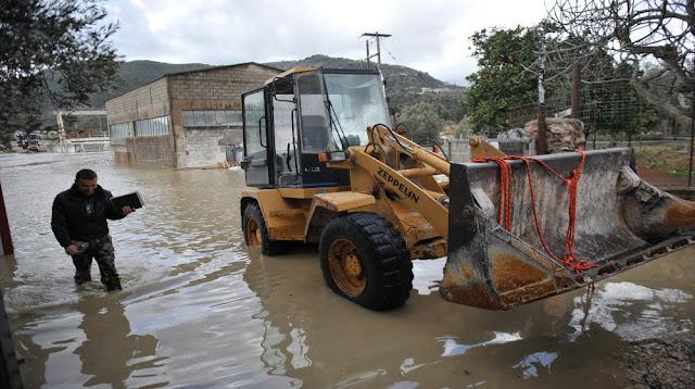 Εφιαλτική πρόβλεψη για την Ελλάδα: Πλημμύρες με το πιο…αισιόδοξο σενάριο