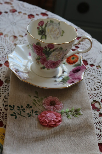 Tea Cup, Tea Towel, Living From Glory To Glory Blog...