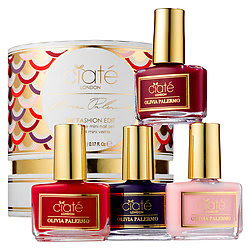 Be my bridesmaid gift ideas nailpolish olivia palermo for ciate