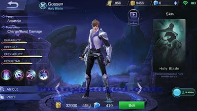 Cara Ampuh Melawan dan Mengalahkan Hero Gossen
