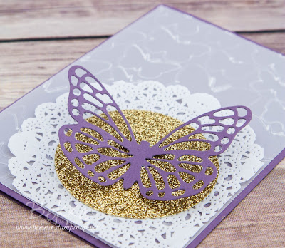 Fast and Fabulous Butterfly Card for Any Occasion