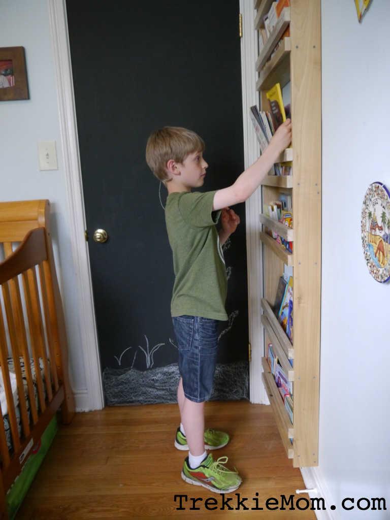 Trekkie Mom: I Did It Again - Flat Book Shelf #2