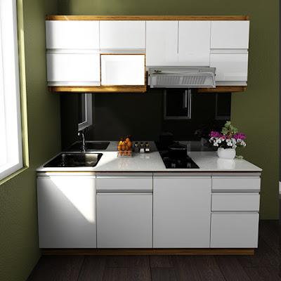 Memilih Kitchen Set Yang Sesuai Untuk Dapur