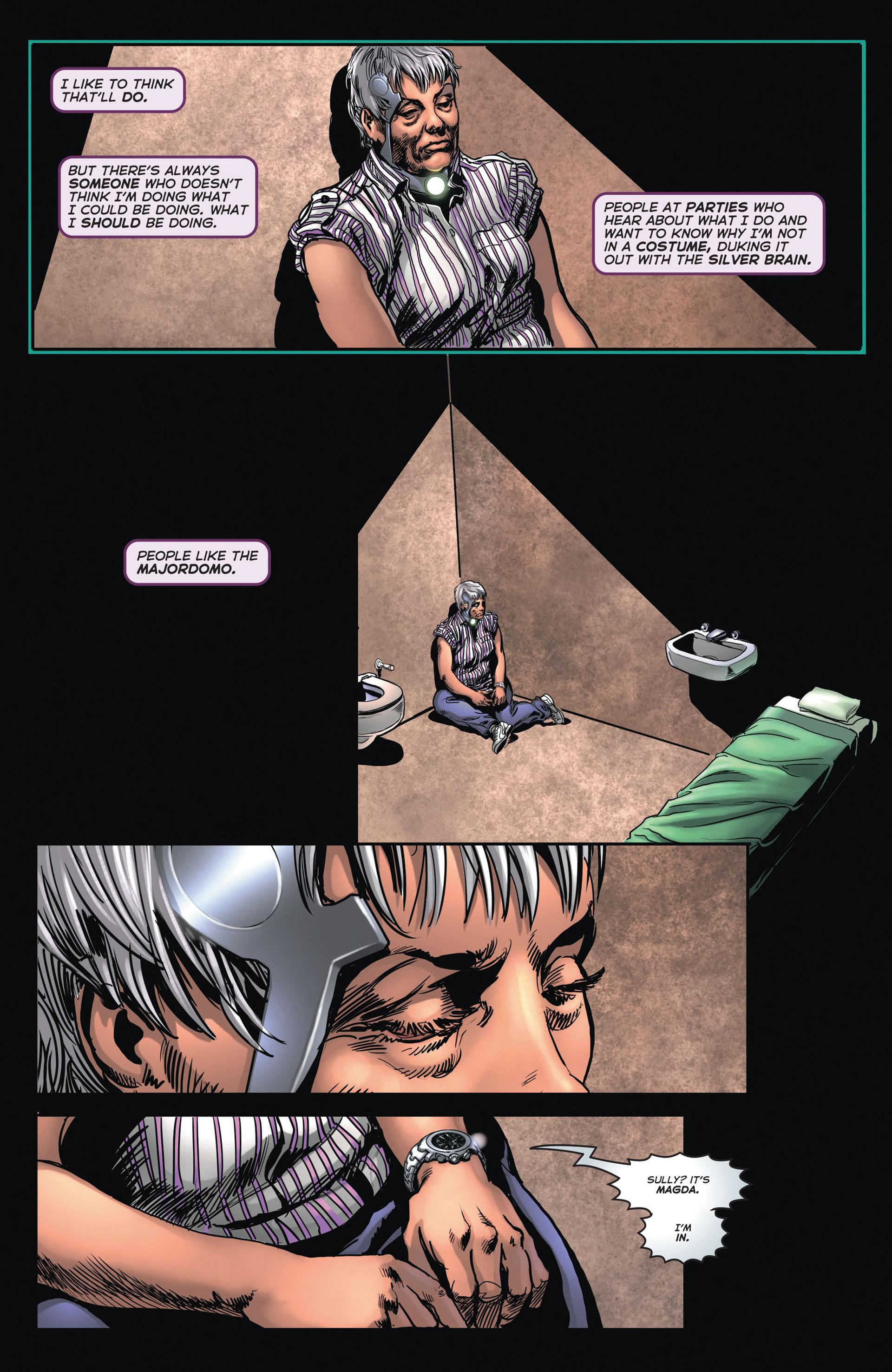 Read online Astro City comic -  Issue #4 - 17