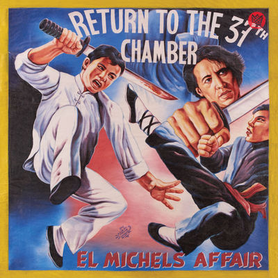 El Michels Affair - Return To The 37th Chamber - Album Download, Itunes Cover, Official Cover, Album CD Cover Art, Tracklist